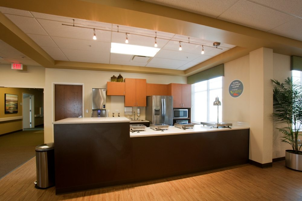 Arlington Heights Transitional Care Arco Construction