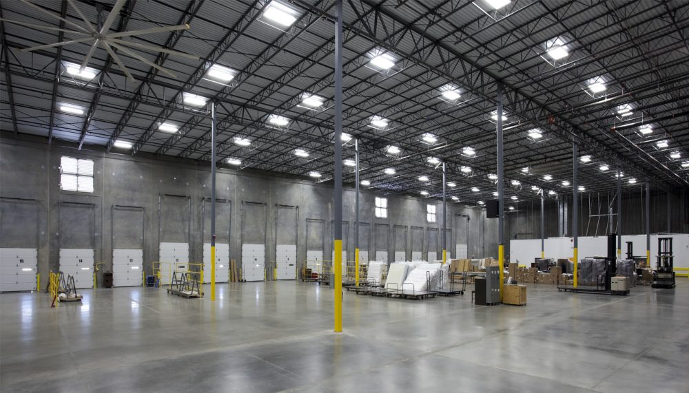 Ashley Furniture Distribution Center Locations