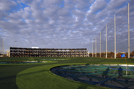 Topgolf Houston Arco Construction Company Inc