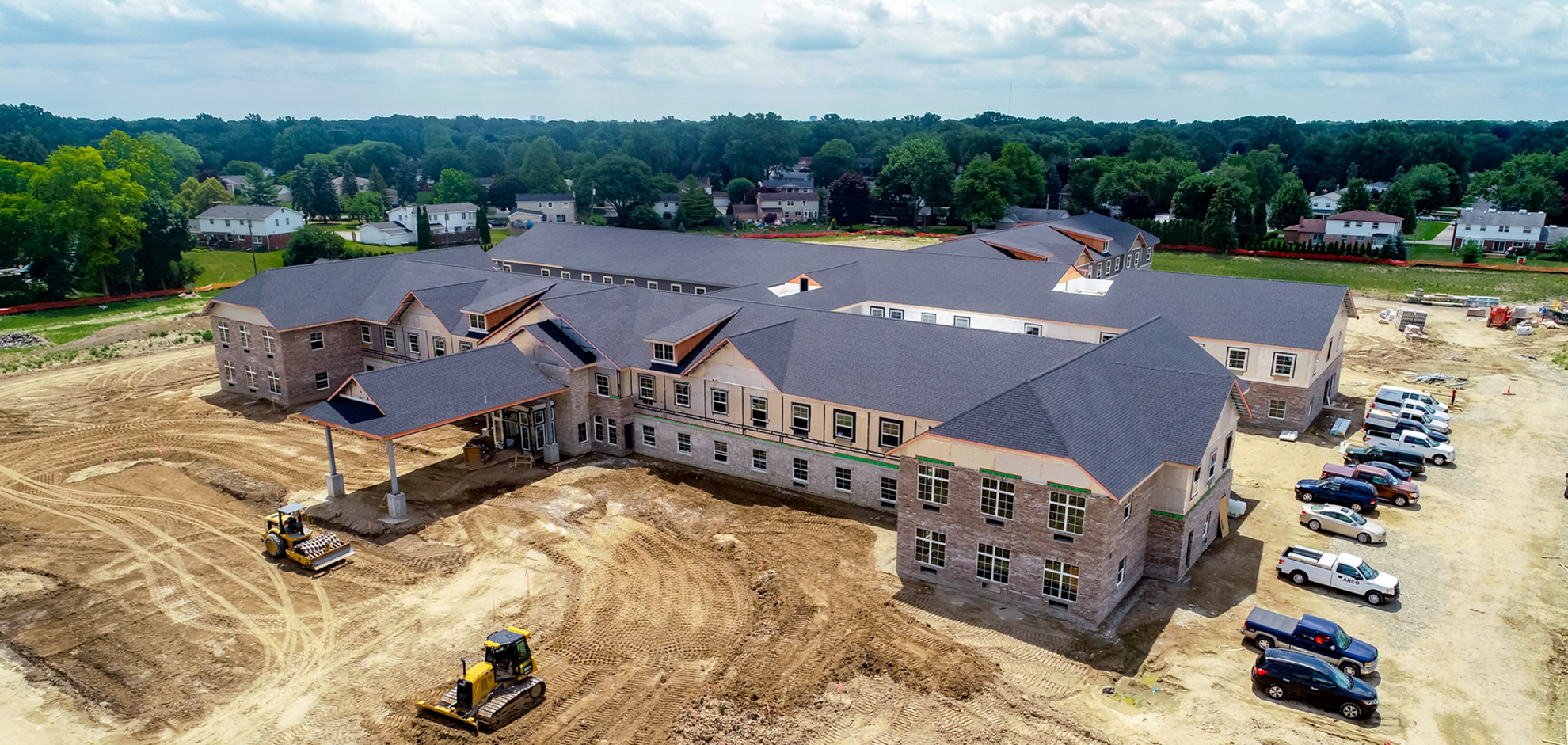 Provision Living W Bloomfield Arco Construction Company