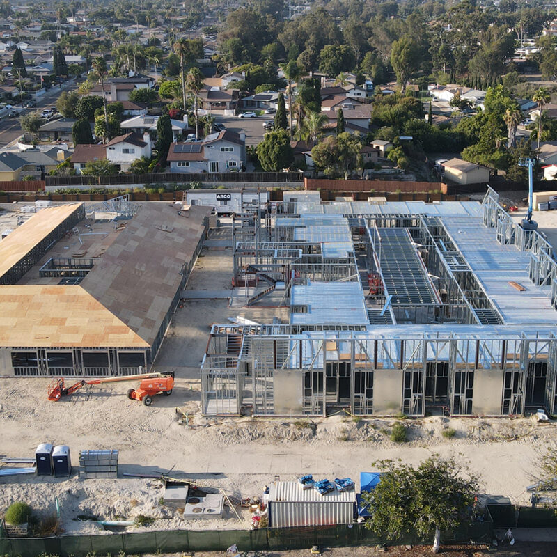 Transitional Care of Oceanside | ARCO Construction Project