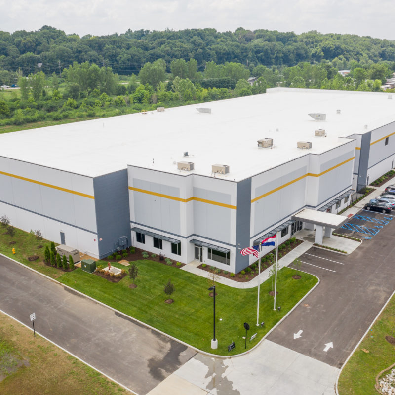 103,713 SF Build-to-Suit Office/Warehouse Facility