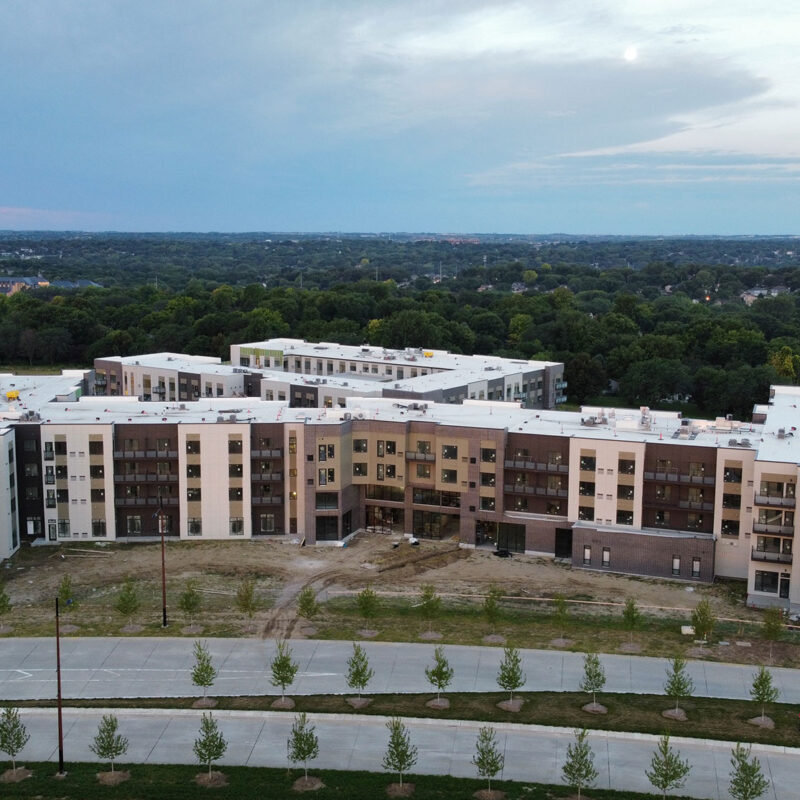 Ovation at Heartwood   ARCO Construction Companies Project