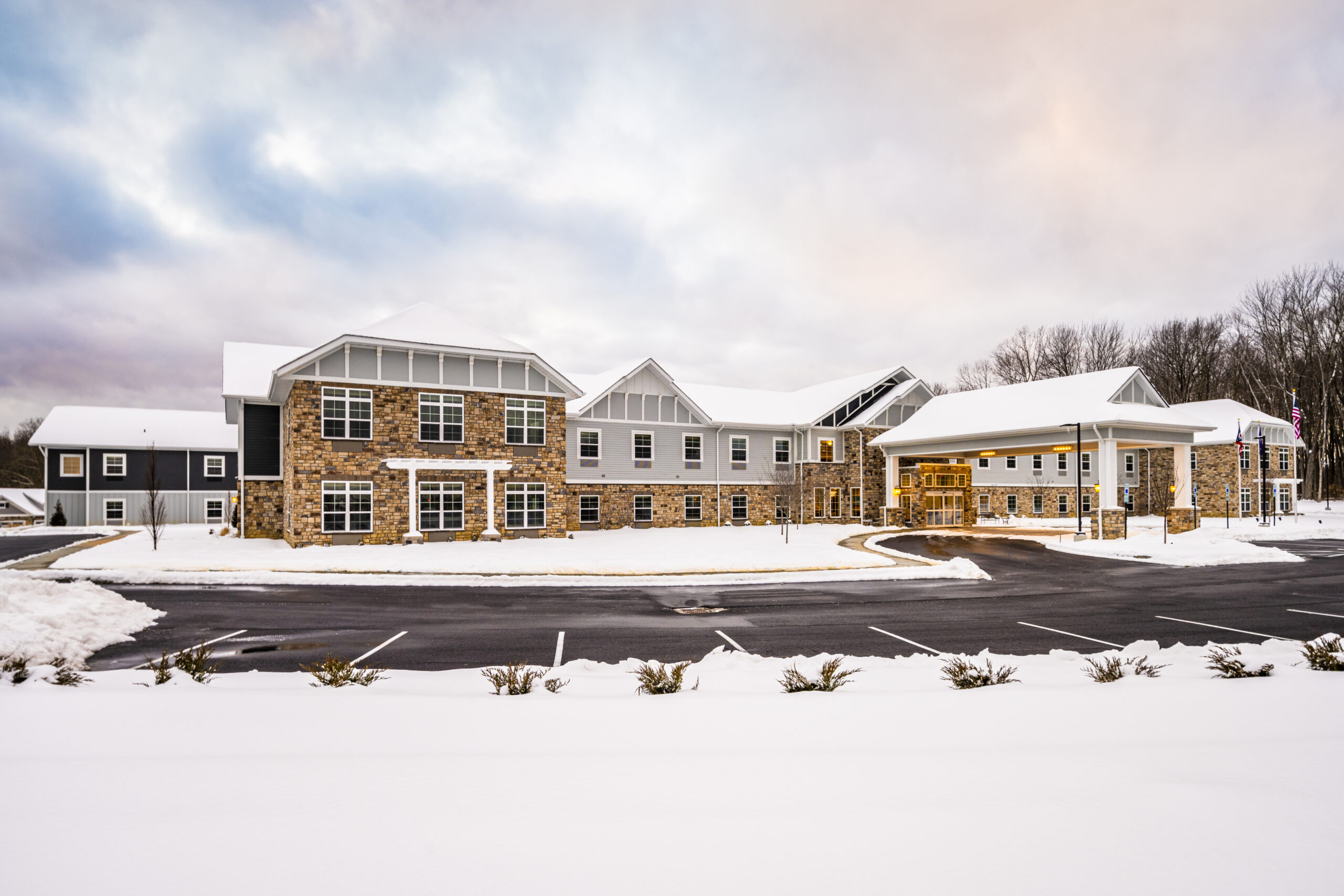 80,066 SF Assisted Living and Memory Care Facility