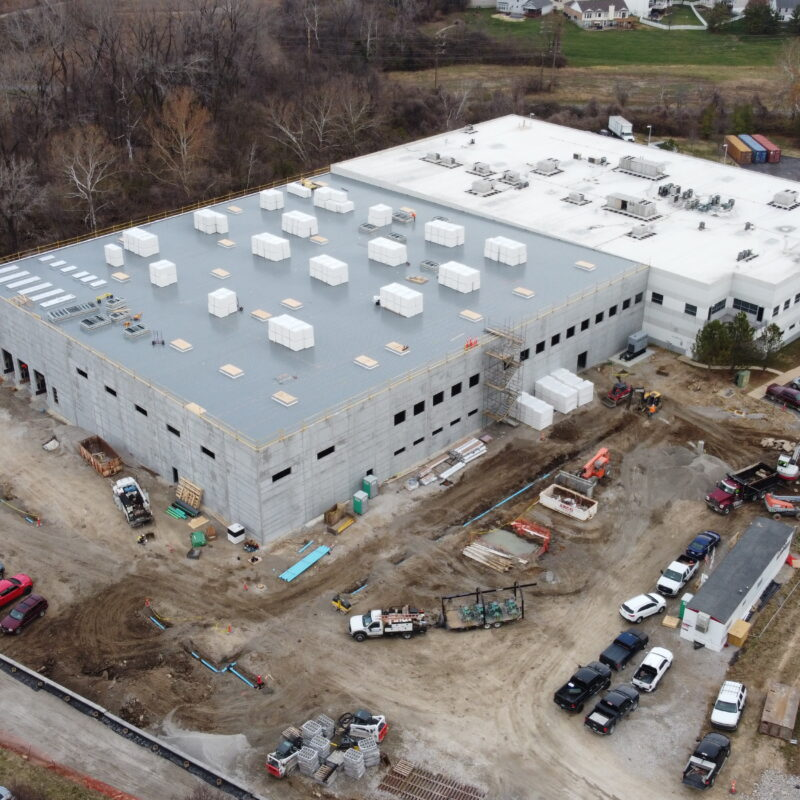 46,200 SF Facility Addition
