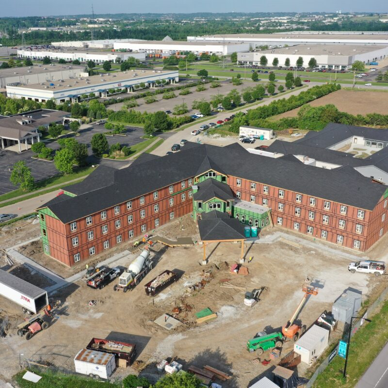 Provision Living, West Chester   ARCO Construction Companies Project