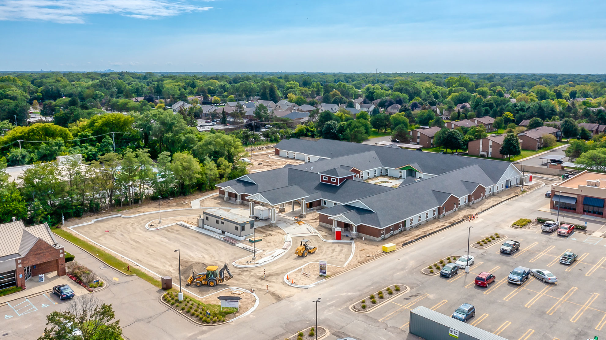 Provision Living Livonia | ARCO Construction Companies Project