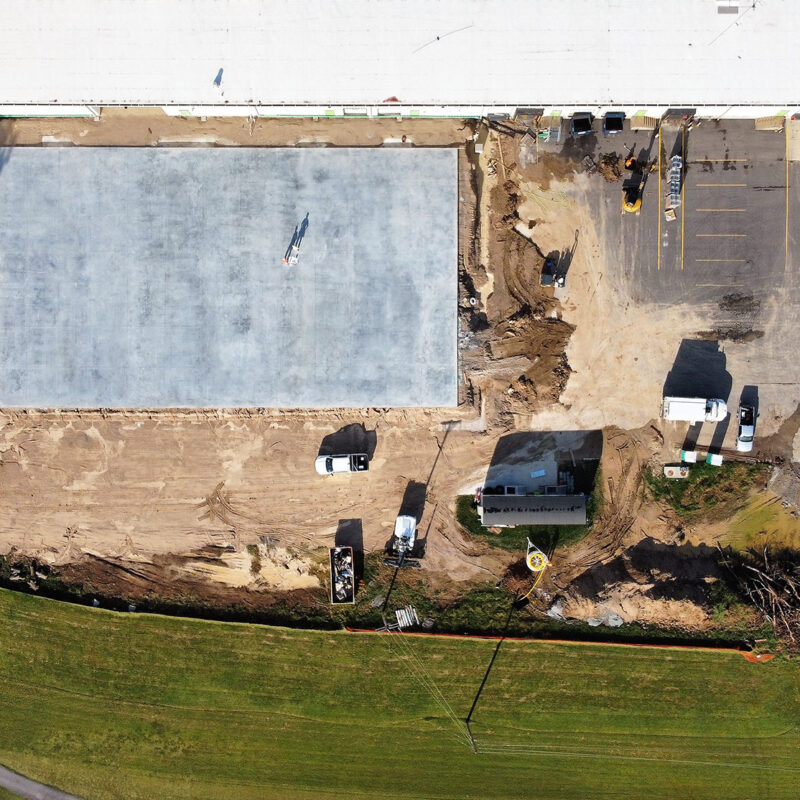 Puzzle Warehouse | ARCO Construction Project