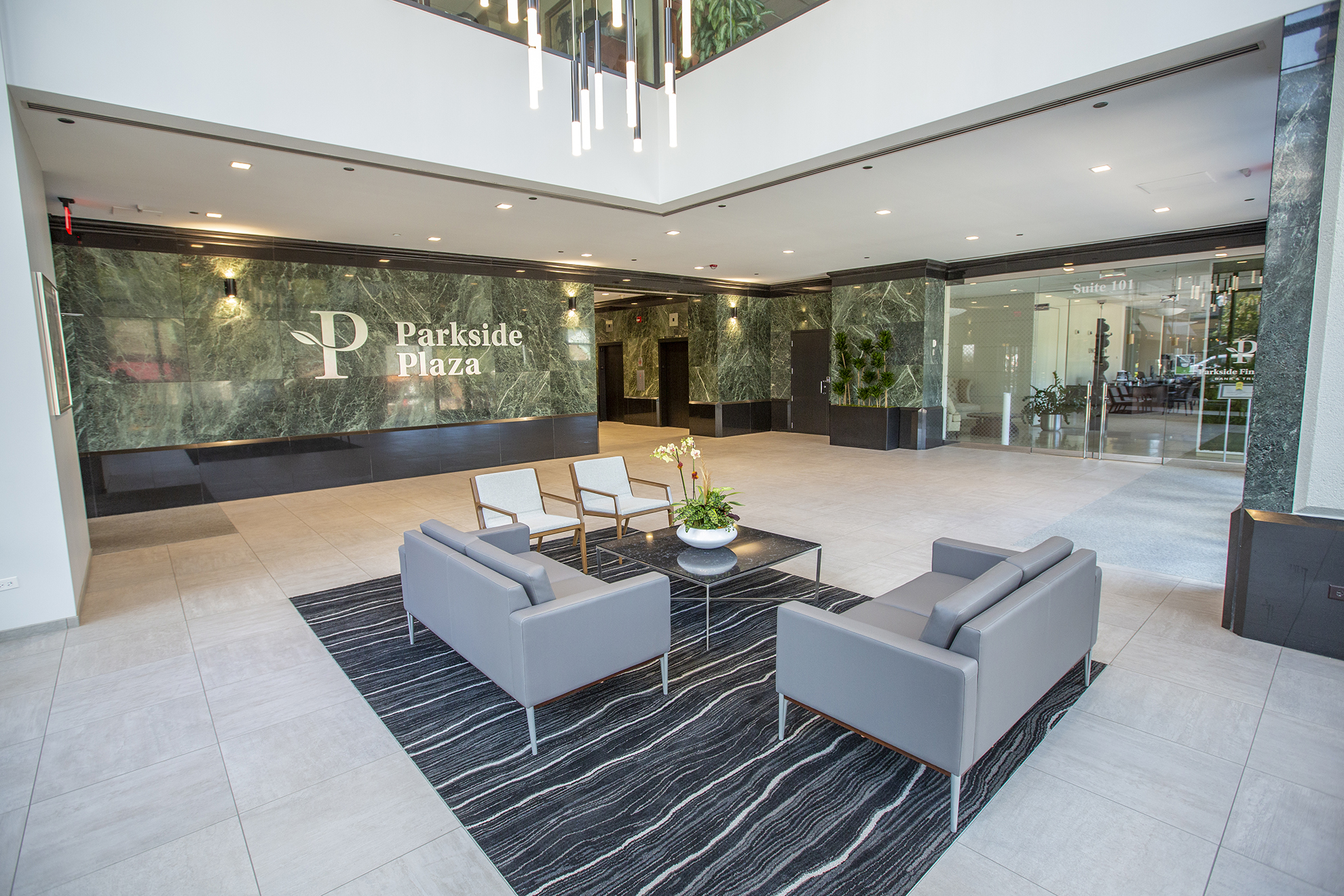 Parkside Bank   ARCO Construction Company Project